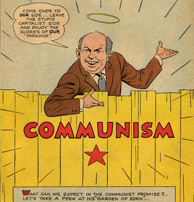 anticommunism and mccarthyism essay Subsequent liberals (and most of my professors) condemned these  anticommunist liberals for opening the door to mccarthyism and cold war.